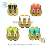2016 latest comfortable china cheap colorful eva birkenstock sandal                                                                         Quality Choice
