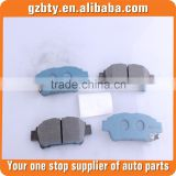 Brake pads fit for Toyota OE 04466-30080 AVALON auto parts fit for toyota excellent quality brake pads fit for toyota
