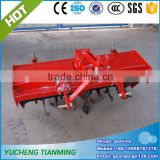 Agricultural machine 60hp tractor 3-point rotary tiller with best price