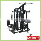deluxe heavy duty commercial multifunction home gym fitness equipment with 200 lb iron weight stacks