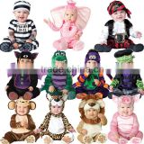 hot sales baby INfact Fancy Dress Costume New Outfit Animal Boy Girl Babygrow Book Week bb041