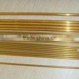 Straight alloy copper pipe / brass pipe