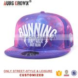6 panel embroidered custom snapback hats wholesale                                                                         Quality Choice