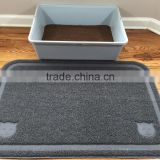 High Durability And Softness Cat Litter Mat