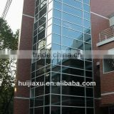 exterior wall cladding glass facade for construction