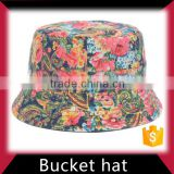 Custom mexico bucket hat
