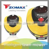 2015 best prices grass mower robotic DIY intelligence supoman automatic robot lawn mower with mower garage and rain cover