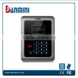 door access control with card reader X5,IC smart card door access control,rfid em access control