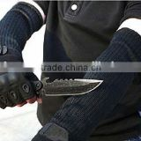 Steel Wire Arm Guard Bracer Cut Proof Anti Abrasion Stab Resistant Armband Sleeve Vambraces Protector