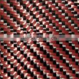 Activated carbon kevlar hybrid fabric
