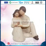 Valentine's day Resin Couples Statue