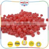 High quality bulk confectionery sour sugar coated gummy candy