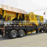 2014 SDSY Price for mobile stone crusher, Portable stone crusher station, mobile cone crusher plant, movable stone crusher