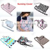 2016 New Product Top Selling Healthy Cotton Antipilling Breastfeeding Nursing Cover