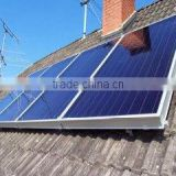 High Heat Efficient Flat Plate Solar Panel Solar Thermal Collector                                                                         Quality Choice