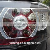 Hottest new arrival tail lamp manufacturer for Toyota FJ cruiser accessories car rear lights and new style led tail light