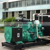 Diesel generator set with Engine Cummins power AC Three Phase 250kw electrical generator