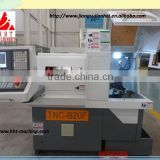 TNC-B15F/20F/20H New Swiss Type CNC Automatic Lathe With Bar Feeder