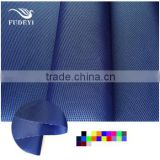Factory price jacquard fabric pu/pvc coated 100% polyester textile for bags/luggages/tents/car body covers in China