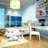 M-1572 interior wallpaper for home decor, kids bed room in guangzhou, carton wallpaper                                                                         Quality Choice