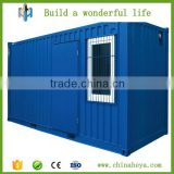 Export light steel sandwich wall panel economical affordable cheap a-frame house kit