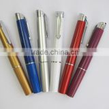 HEYU plastic bulb led pen light for doctor
