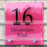 House Number Horseshoe In Plaques & Signs