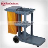 Hotel Service Cleaning Trolley Cart Equipment