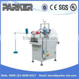 PVC Profile V-cutting saw upvc and pvc relative cutting saw/V-shaped cutting saw machine for pvc profile