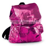 wholesale sequin backpack duffel bag sequin dance bag
