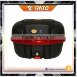 Motorcycle black color truck tail light box for sale