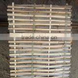 Best selling high quality natural bamboo fence and nature eco-friendly woven bamboo pole fence