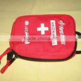 Mini Portable First Aid Kits Empty Bag with Canvas