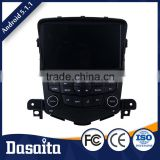 8 Inch 2 din Black screen stereo CPU 1024 600 Android 1GB DDR3 car gps dvd player OEM for Chevrolet Cruze 2008 2011