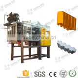 automatic styrofoam shape moulding machine for styrofoam fish boxes