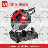 MANDARIN - 355MM popular design cut-off saw, portable wood cutting machine with cheap price