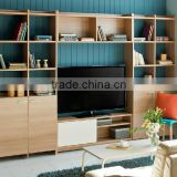 WALL UNIT TV CABINET