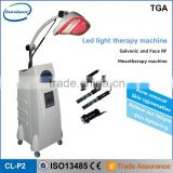 Best light therapy machine 4 colors photon led skin rejuvenation microcurrent photon light therapy machine