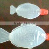 Empty Plastic Fish pot