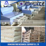 euro pallet making machine wood sawdust block making machine