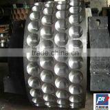 Coke powder briquette machine/charcoal/coal briquette machine/coal briquette pressing machine