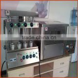 Factory Made Hourly 480-600pcs Commercial Stainless Steel automatic ice cream cone machine or Pizza Cone Making Machine Price