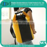 2013New design 500D pvc tarpaulin waterproof dry bag with shoulder straps backpack manufacture in china