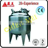 food grade heating stainless steel storage tank