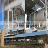 supply petroleum fracturing proppants production line equipments
