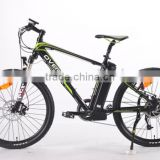 "6061 aluminium alloy frame 26"" Intelligent Brushless mountain electric bike/250W lithium battery mountain bicycle (TK-TDE05Z)"