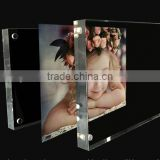 Wholesale Custom Handmade Magnetic Acrylic Block Frames