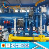 Oilfield perssure vessel separator / three phase separation / three phase separator for oil