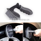 Car Auto Motorcycle Bike Washing Cleaning Tool Cleaner Tire Rim Scrub Wheel Brush