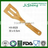 Various Kinds of Bamboo Slotted Turner / Bamboo Kitchen Tool